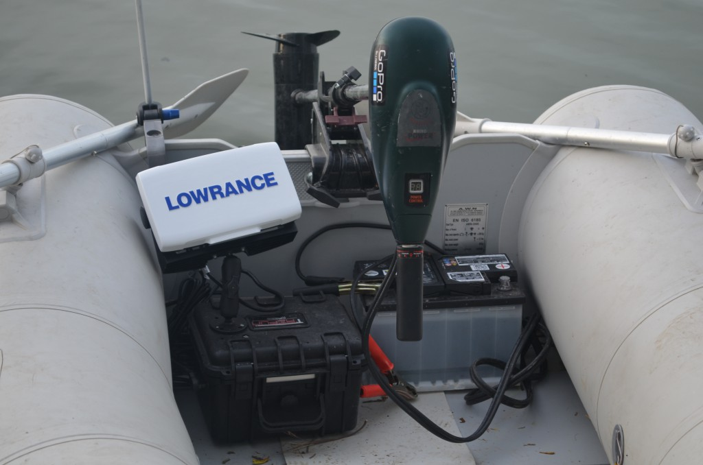 Portables Lowrance Elite 7 HDI