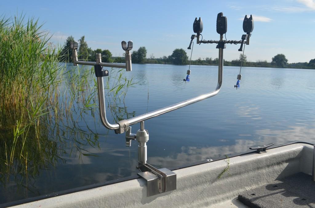 Bootsaufnahme Fishcon